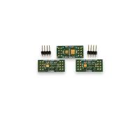 SEGGER (Q)SPI Flash Evaluator Adapter board Pack for SON/DFN