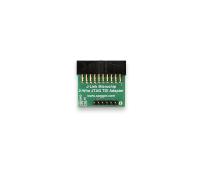 J-Link Microchip 2-Wire JTAG TDI Adapter