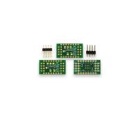SEGGER (Q)SPI Flash Evaluator Adapter board Pack for BGA