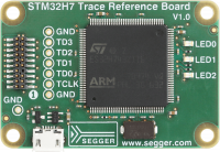 STM32H7 Trace Reference Board