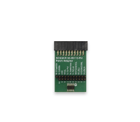 SEGGER 50-Mil 10-Pin Patch Adapter